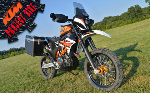 12 Great Upgrades for your KTM 690 Enduro R