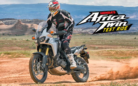 Test Ride: 2016 Africa Twin