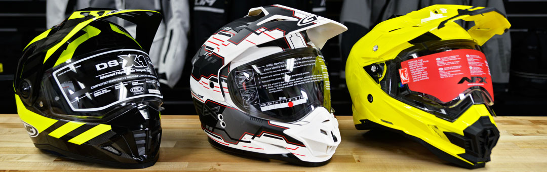 2017 Top Three Budget Adventure Dual Sport Helmet Review