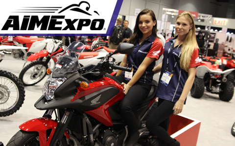 ADVMoto Coverage of the 2016 AIMExpo