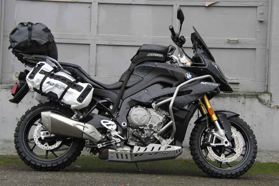Altrider S1000 Xr Bmw News