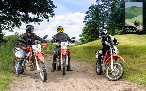 Bill Dragoo Returns to MotoVermont to lead Motorcycle Training Tours