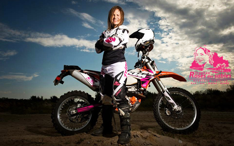 Rider Spotlight: The Rose KTM