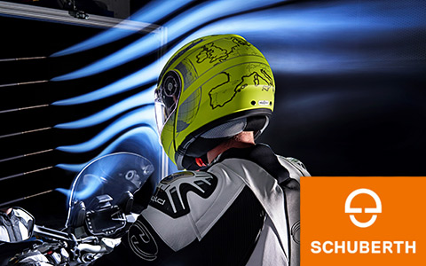 Schuberth: Innovator in Head Protection
