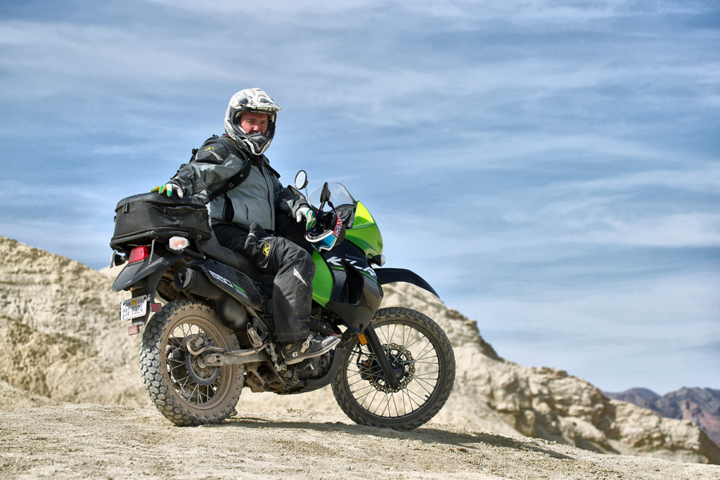 Klr650 Seat Height Test Ride 2014 Kawasaki Klr650 Ne