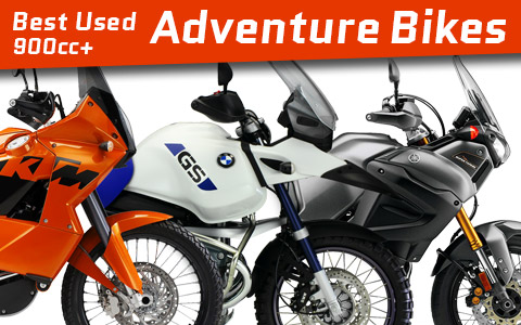 Best Used 900cc+ Dual-Sport Adventure Bike Guide