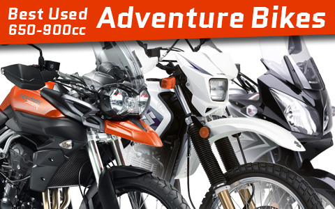 Best Used 650-900cc Dual-Sport Adventure Motorcycles Bike Guide