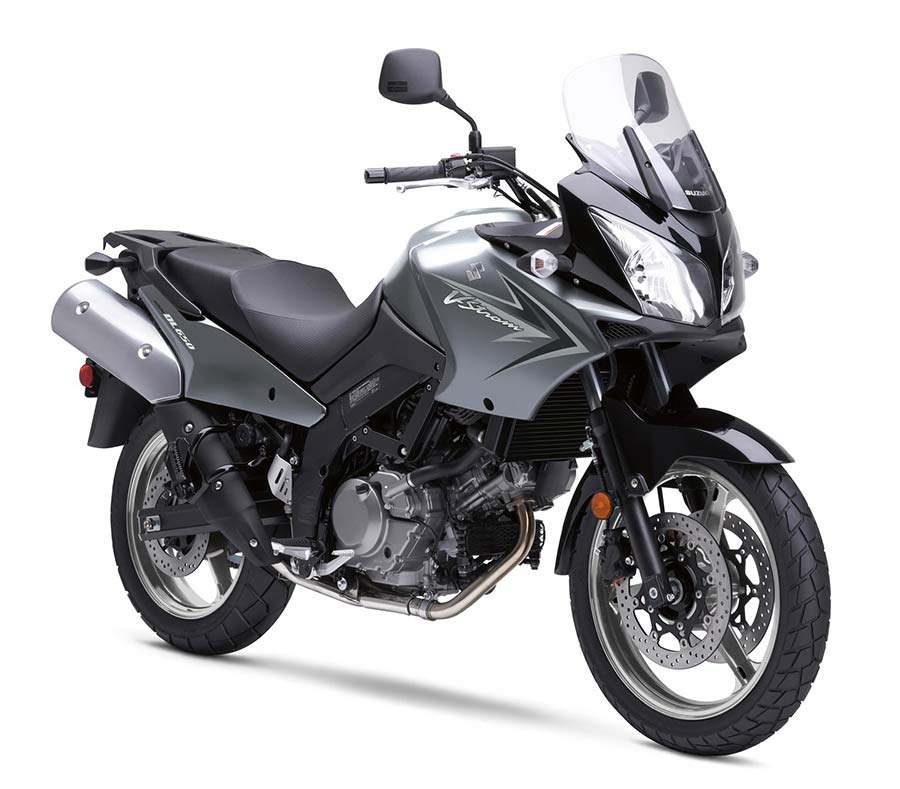 Suzuki VStrom 650 Technically Not Considered A Dual Sport