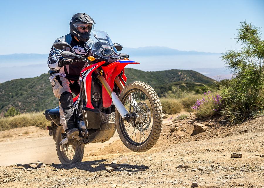 Bike Review Honda Crf250l Rally Bikes Reviews Adventure