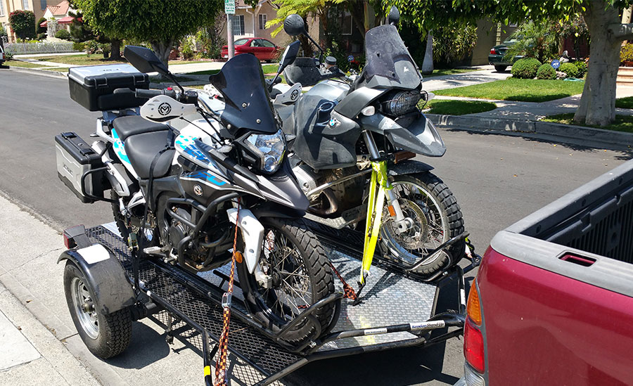 csc rx3 cyclone vs bmw r1200gs 4