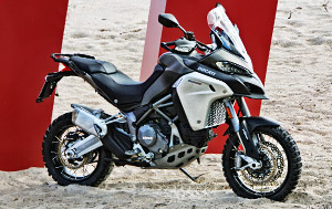 First Ride: 2016 Ducati Multistrada 1200 Enduro
