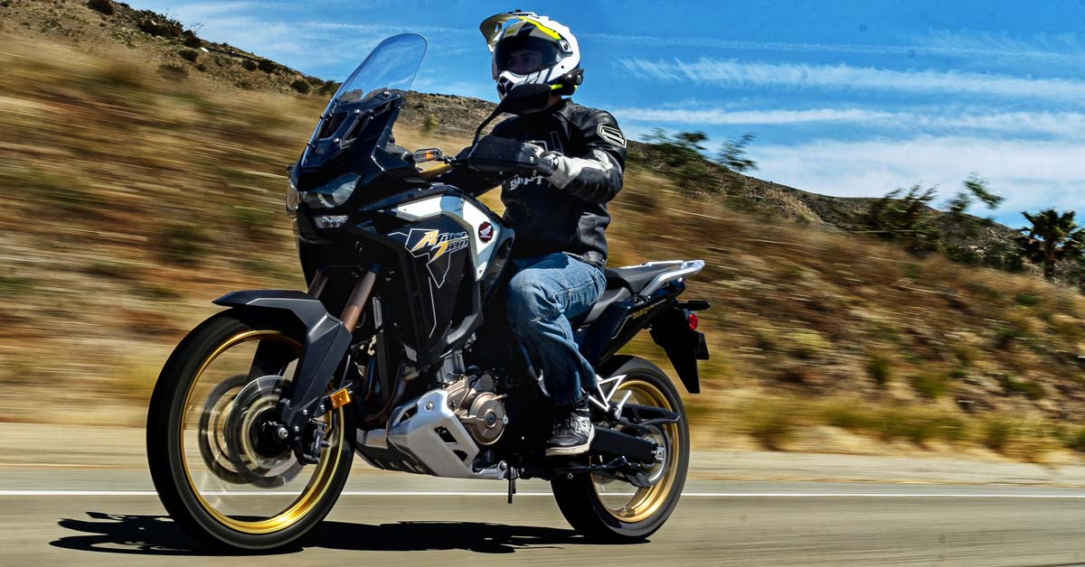 Honda Crf 1100 Africa Twin Adventure Sports Es Dct Review Adventure Motorcycle Magazine