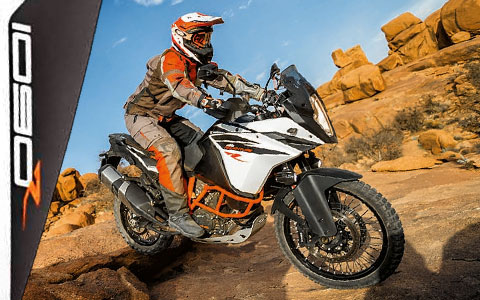 First Ride: 2017 KTM 1090 Adventure R Review
