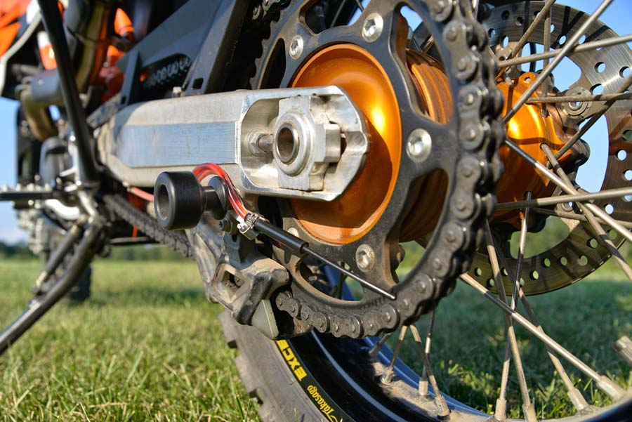12 Great Upgrades for your KTM 690 Enduro R - Adventure