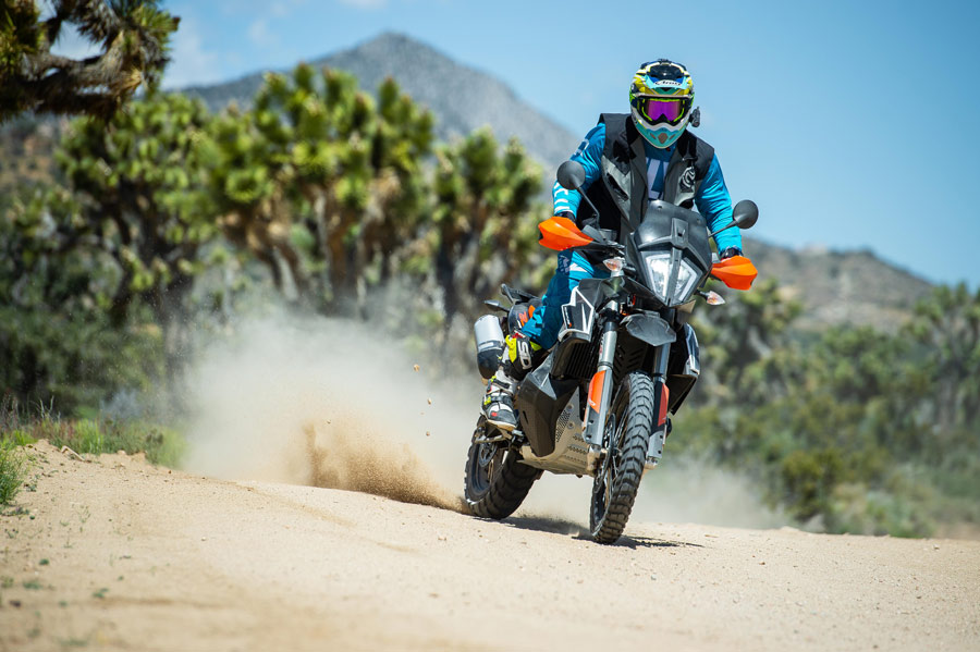 First Ride: 2019 KTM 790 Adventure and Adventure R Review