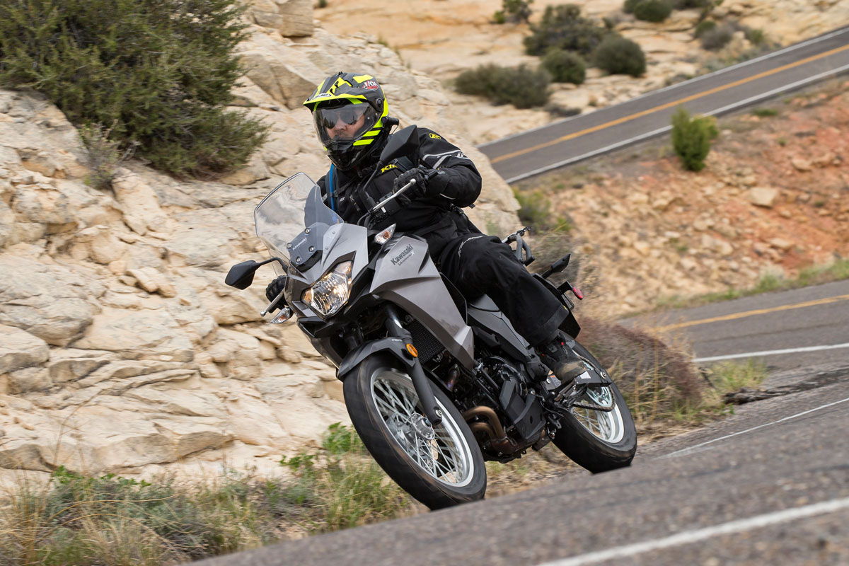 Kawasaki Versys X 300 Test Review 05