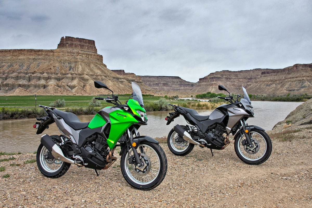 Kawasaki Versys X 300 Test Review 06