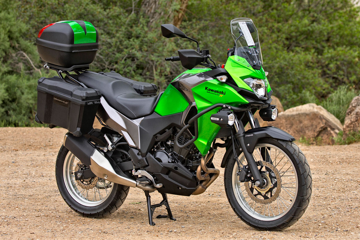 Kawasaki Versys X 300 Test Review 19