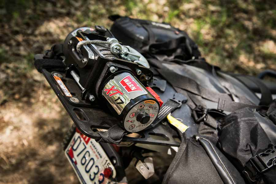 Project: The Big Bad Wolf BMW R1200GS | Bikes | Reviews ...