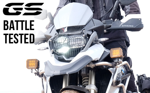 Bike Build: BMW R1200GS Extended Test