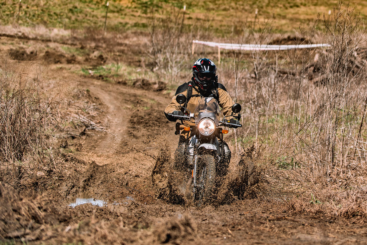 First Ride Royal Enfield Himalayan Youve Come A Long Way Baby