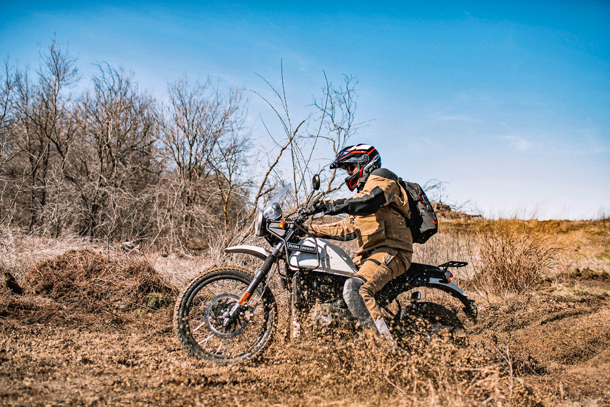 First Ride Royal Enfield Himalayan Youve Come A Long Way