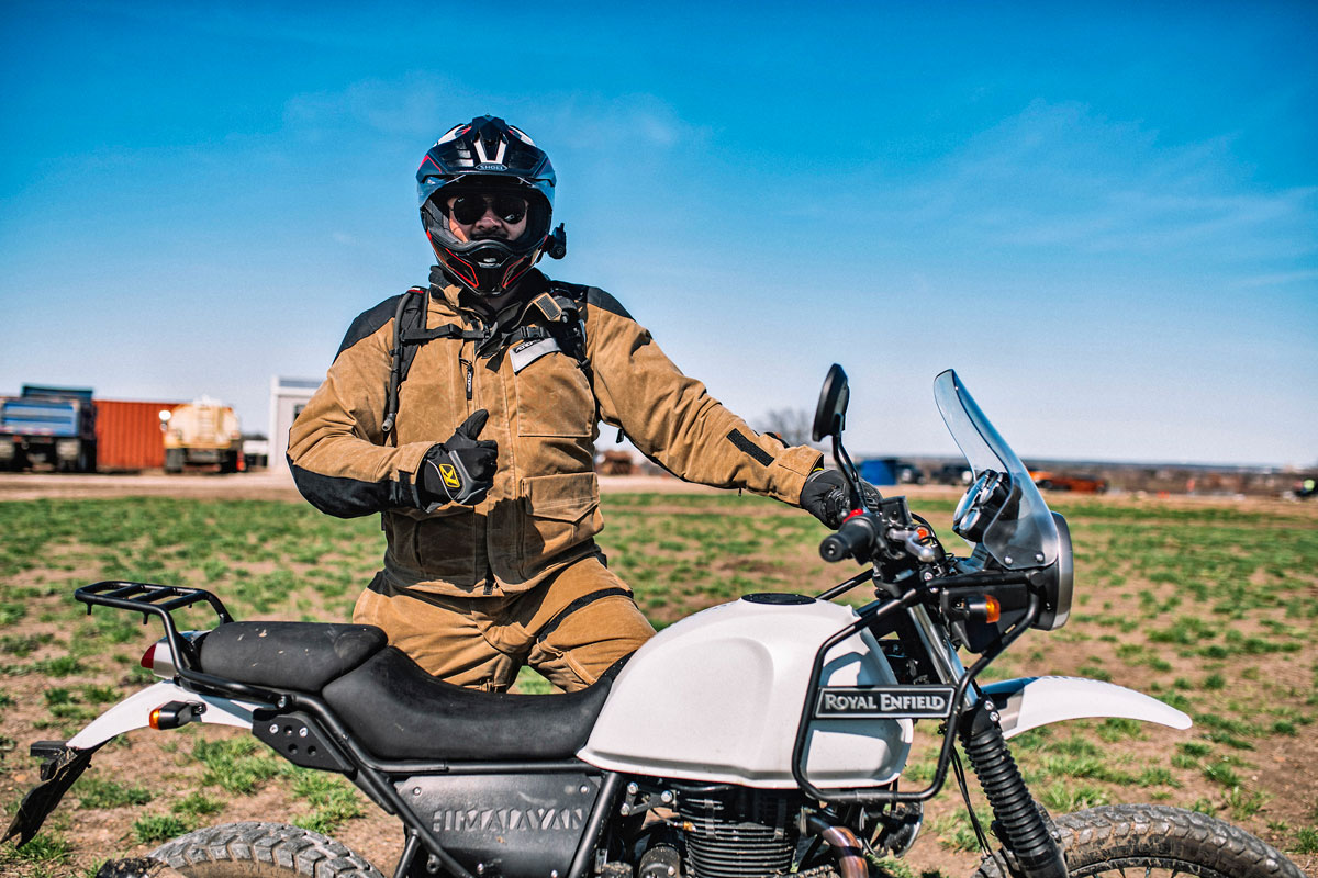 Test Ride: Royal Enfield Himalayan - You've Come a Long Way