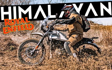 First Ride: Royal Enfield Himalayan - You've Come a Long Way Baby!