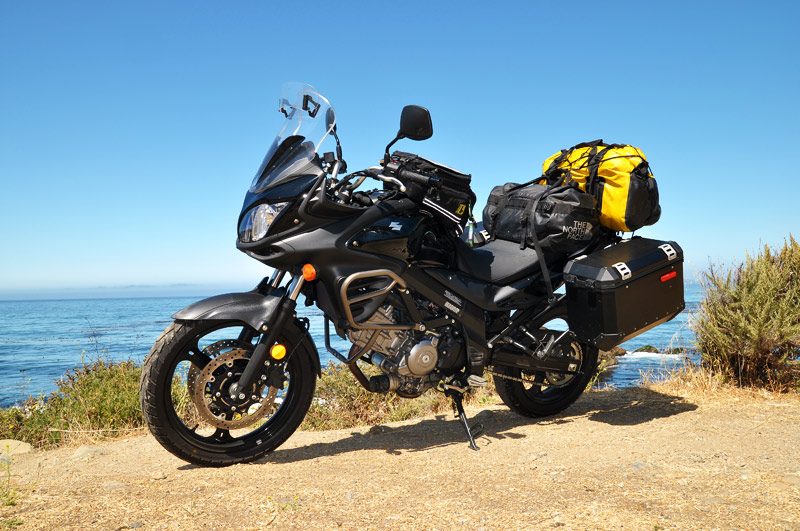review: suzuki v-strom 650 adventure | bikes | reviews