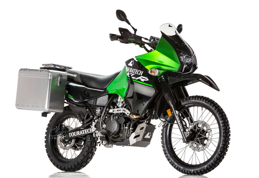Touratech Upgrades The 2015 Klr 650 Bikes Reviews All Pages