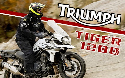 First Ride: 2018 Triumph Tiger 1200 Review