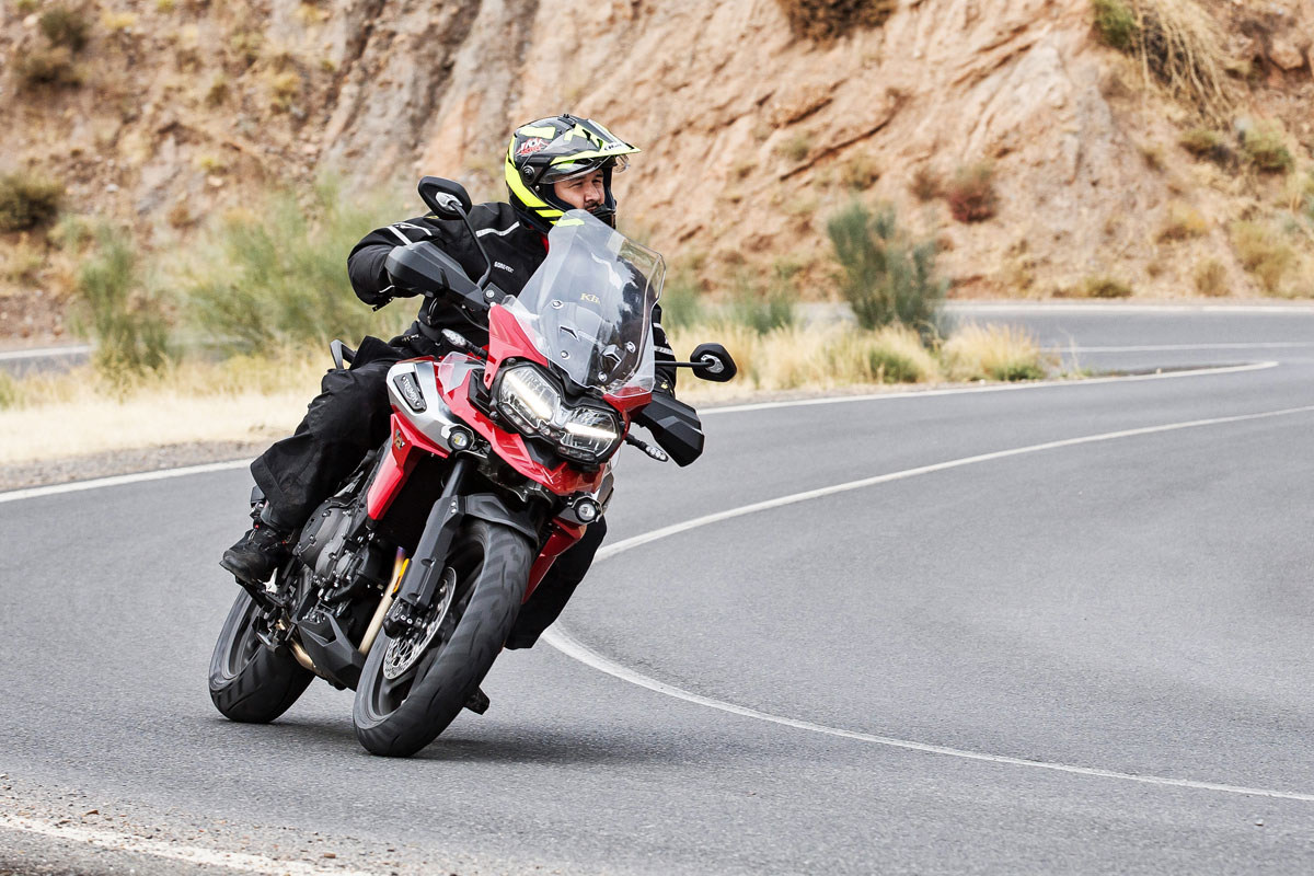Triumph Tiger 1200 2018 Test Review 12