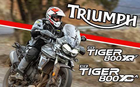 First Ride: 2018 Triumph Tiger 800 Review
