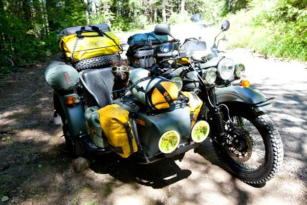 Review: The Ural Terra Explorer - Bikes - Reviews - all-pages ...