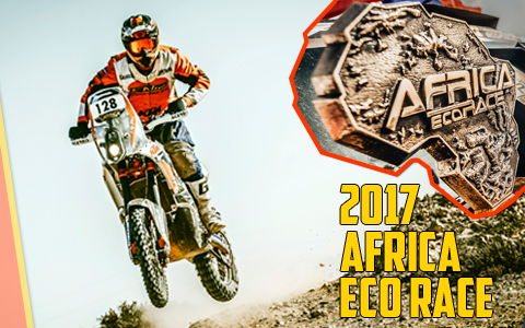 2017 Africa Eco Race - The Real Rally to Dakar