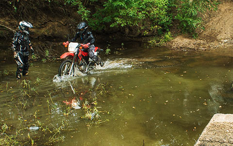 In the Heart of the Kiamichis: The Clayton Lake Dual-Sport Ride