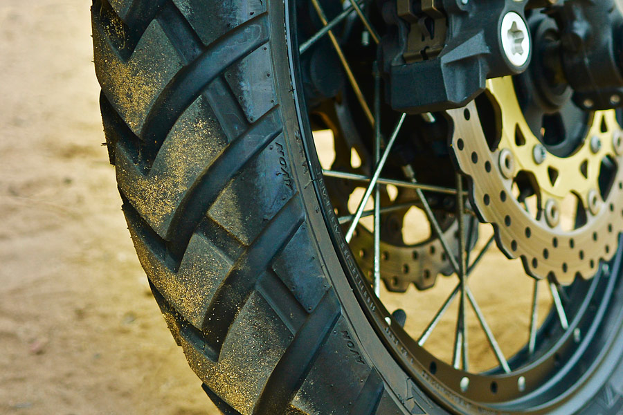 Avon trekrider tires review 1