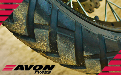 Avon AV84/AV85 TrekRider Tires Review