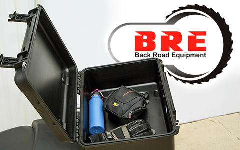 Racks and Top Cases: A Novel Approach by Back Road Equipment
