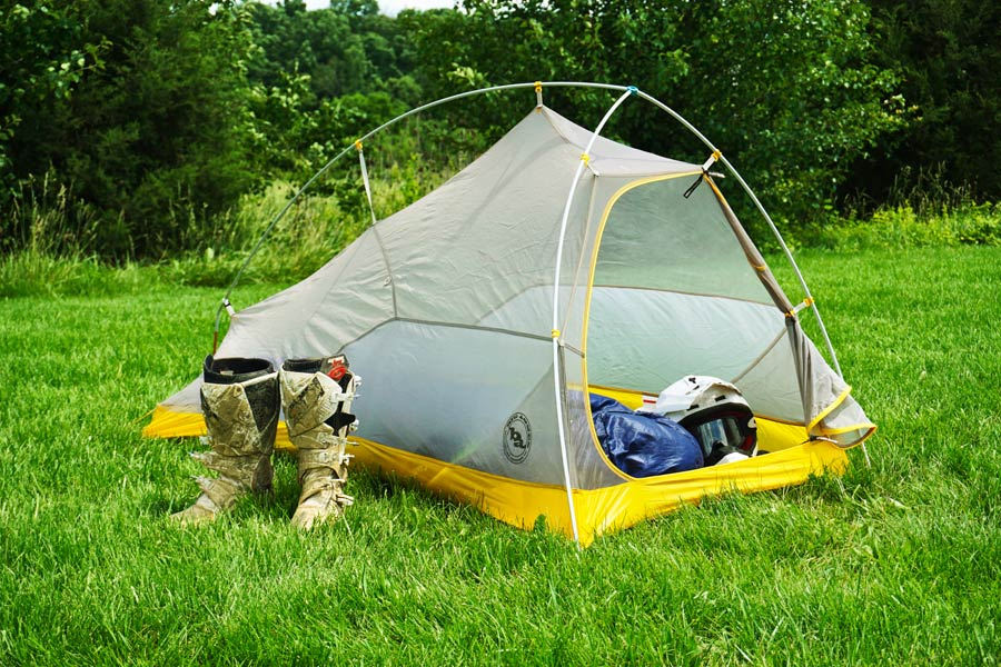 ... Click to enlarge image big-agnes-fly-creek-tent-review- & Big Agnes Fly Creek HV UL1 Ultralight Tent Review | Gear | Reviews ...