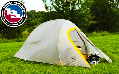 Big Agnes Fly Creek HV UL1 Ultralight Tent Review