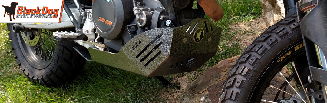 Black Dog Cycle Works KTM 690/Husqvarna 701 Enduro Skid Plate