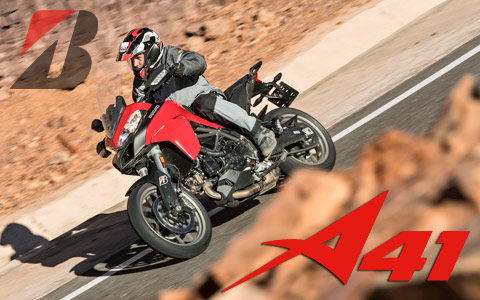 Tire Review: Bridgestone BATTLAX Sport Touring T31 and Adventure A41