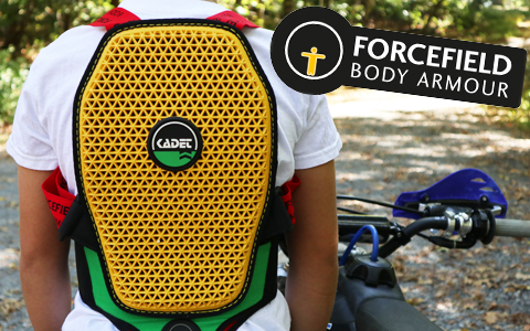 Forcefield Kadet Youth Body Armor
