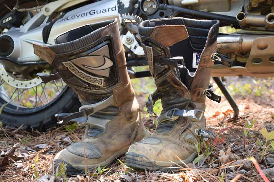 Forma Adventure Boot Review - Adventure