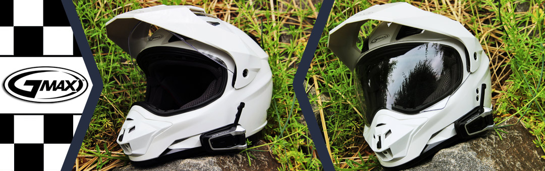GMax GM11 Adventure Helmet