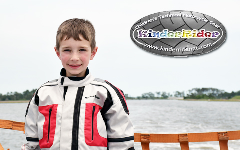KinderRider Motorcycle Gear: Gearing-Up the Kids
