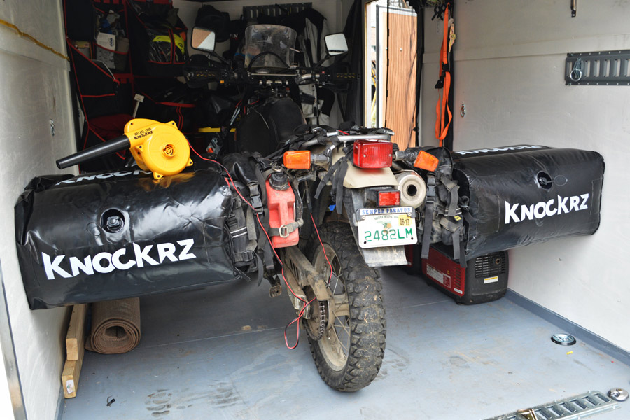 Knockrz inflatable transport solutions review 1