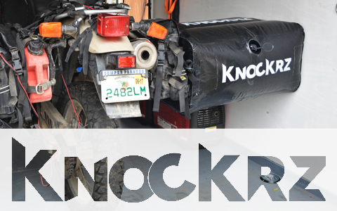 KNOCKRZ Inflatable Transport Bags Review