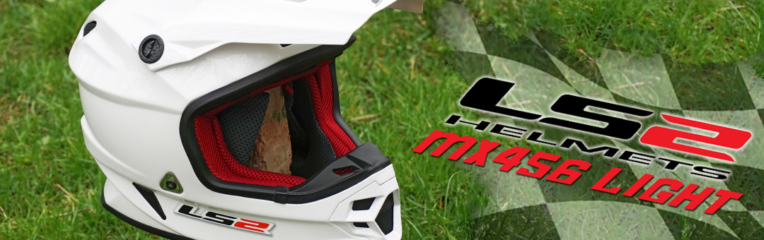 LS2 MX456 Light Dirt Helmet Review